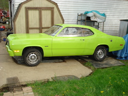 superjarheadts 1973 Plymouth Duster