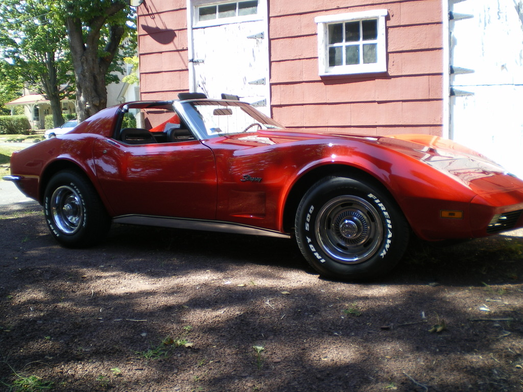 Picture of 1973 chevrolet corvette coupe exterior - Joemod1978 1973 Chevrolet Corvette 31425460001_large