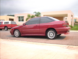 ElEnanos 1995 Hyundai Scoupe