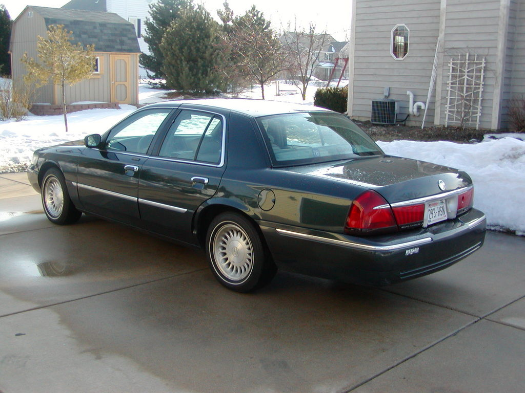 driversideimpact 1998 mercury grand marquis 39 s photo. Black Bedroom Furniture Sets. Home Design Ideas
