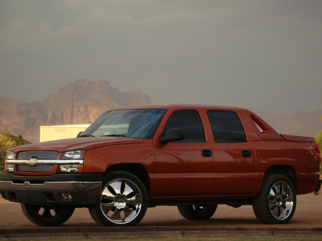 exoticwhips 2004 Chevrolet Avalanche Specs Photos Modification