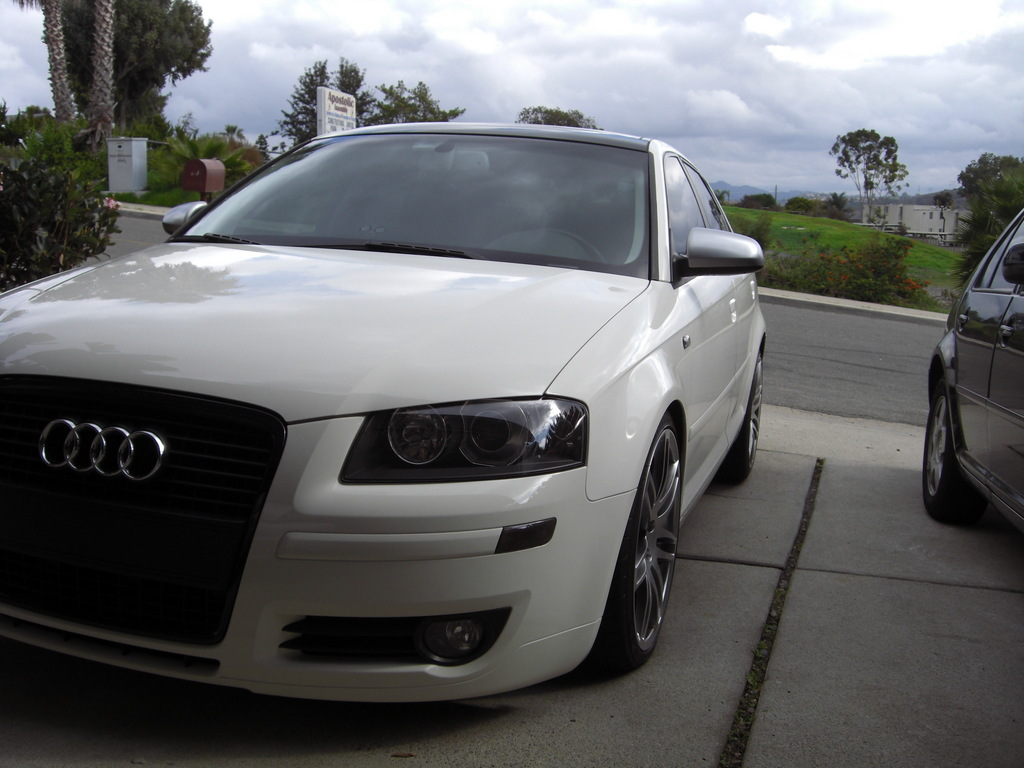 audi a3 fsi 2006 audi a3 specs photos modification info at cardomain. Black Bedroom Furniture Sets. Home Design Ideas