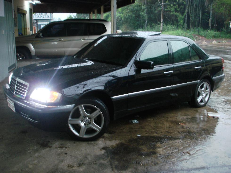 castigador 1999 mercedes benz c class specs photos modification info at cardomain. Black Bedroom Furniture Sets. Home Design Ideas