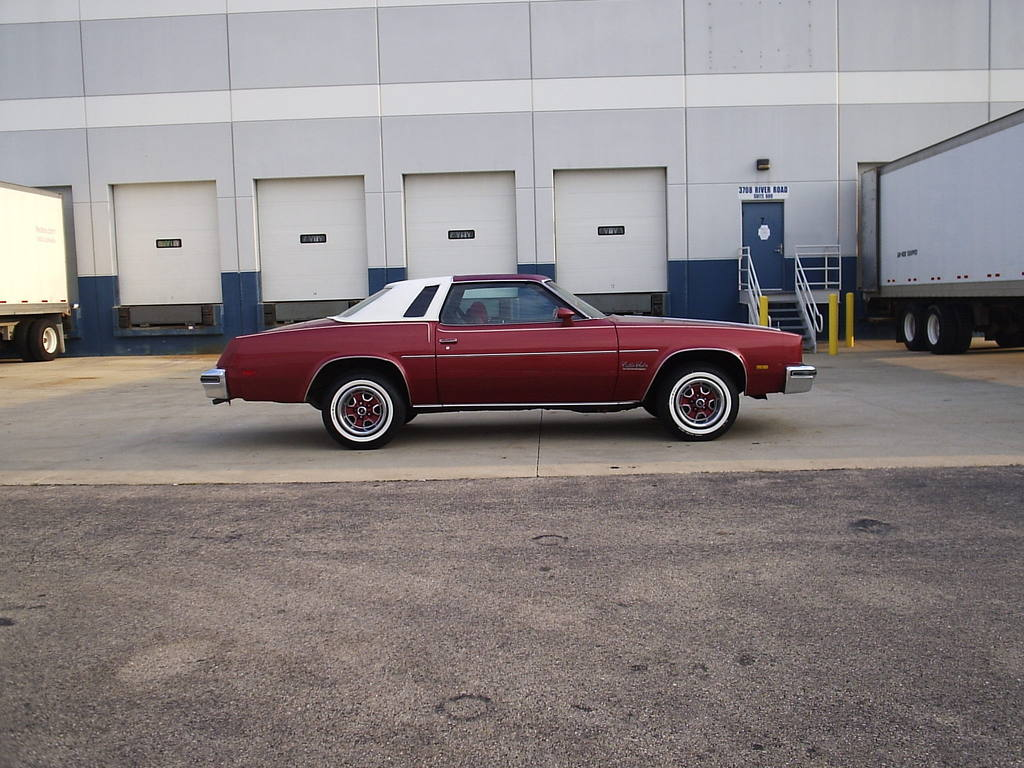klassic77's 1977 Oldsmobile Cutlass Salon