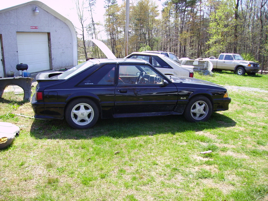 Another Powerstroke3704 1988 Ford Mustang post... - 11921520