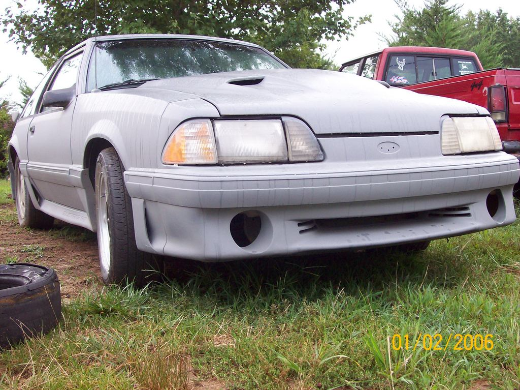 Another Powerstroke3704 1988 Ford Mustang post... - 11921524