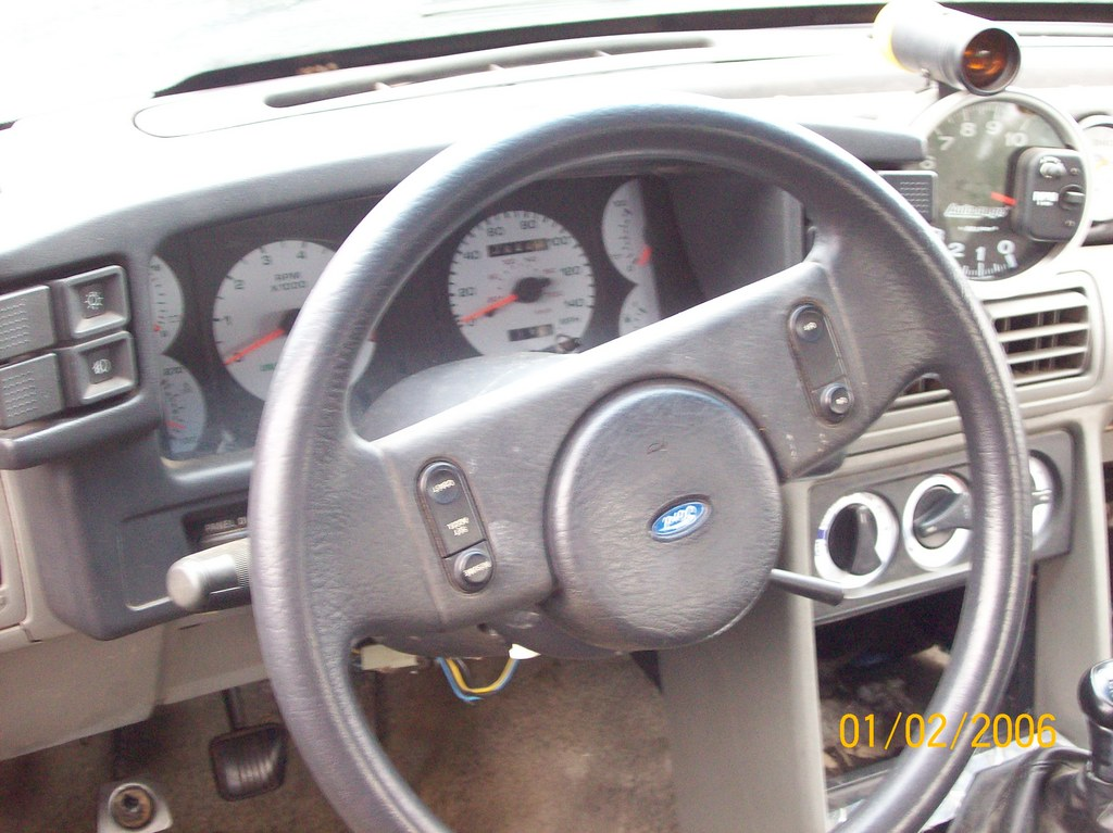 Another Powerstroke3704 1988 Ford Mustang post... - 11921526