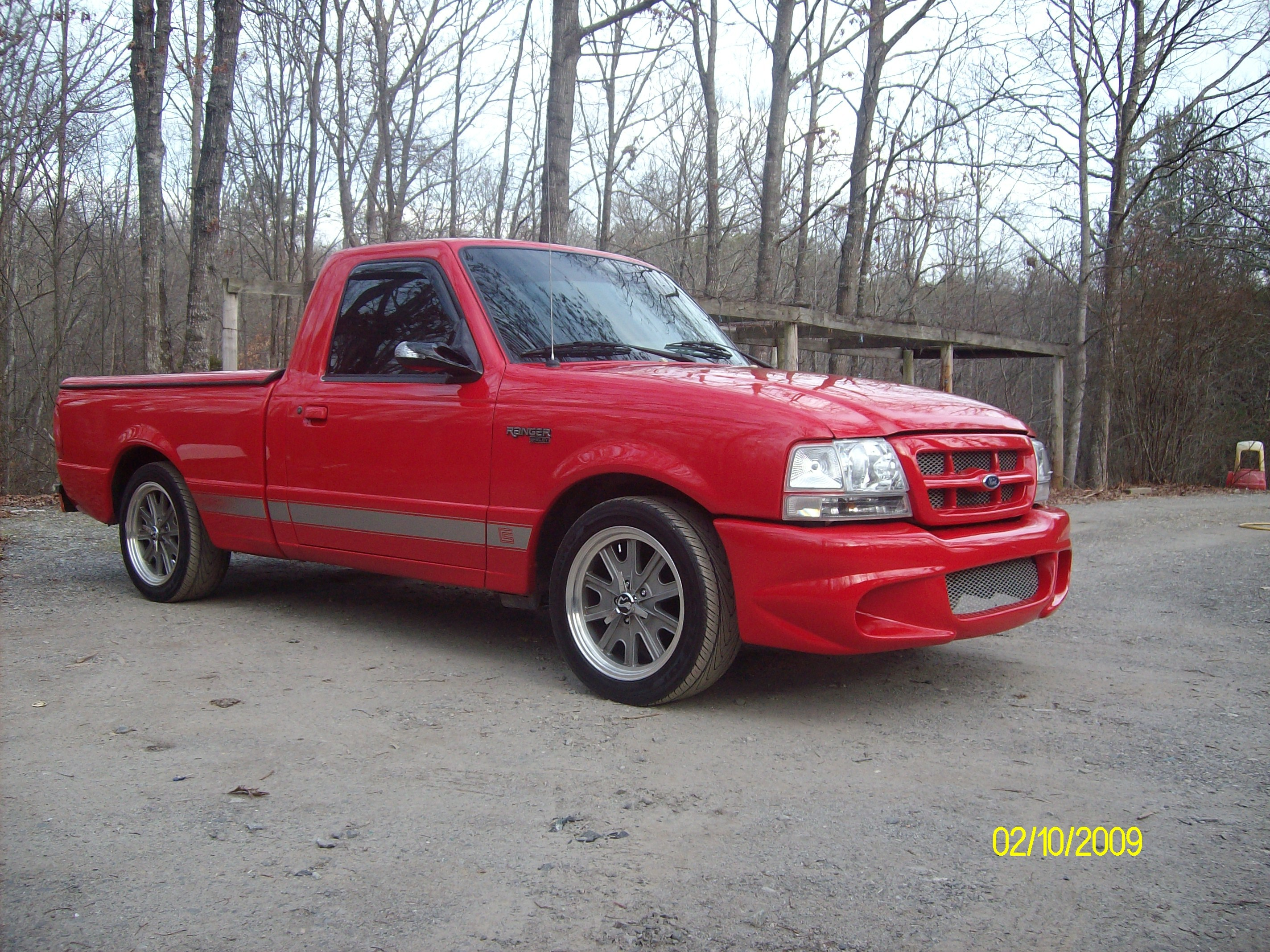 1999 Ford Ranger Regular Cab