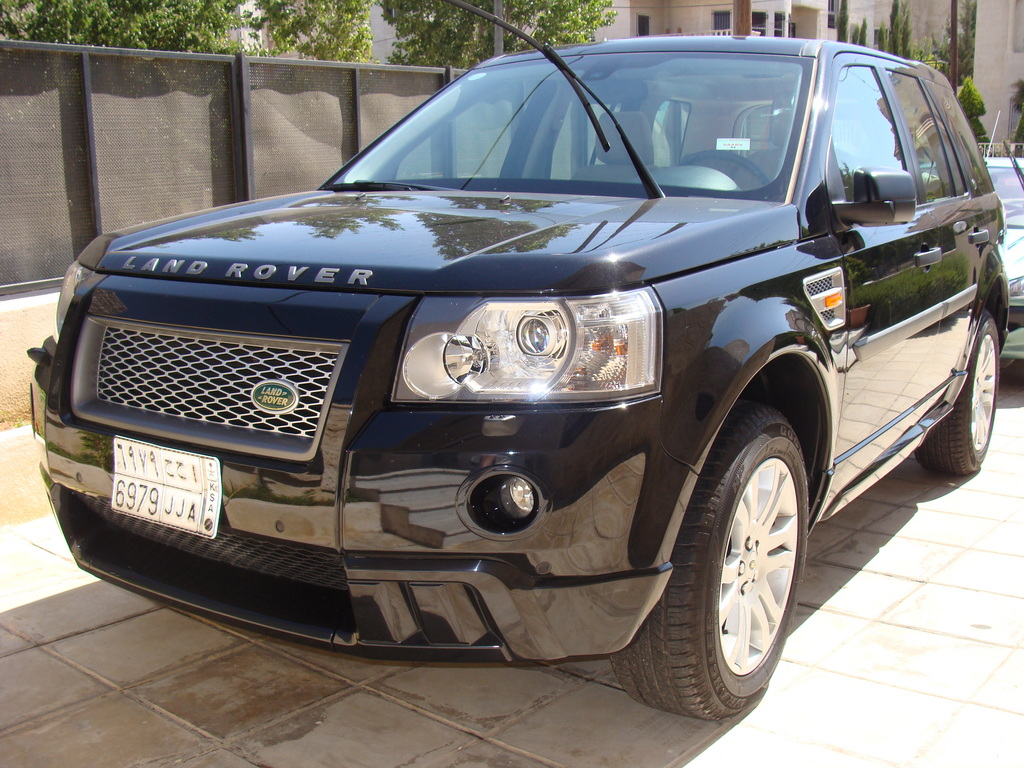 Yazanodeh84 2008 Land Rover Lr2 Specs Photos