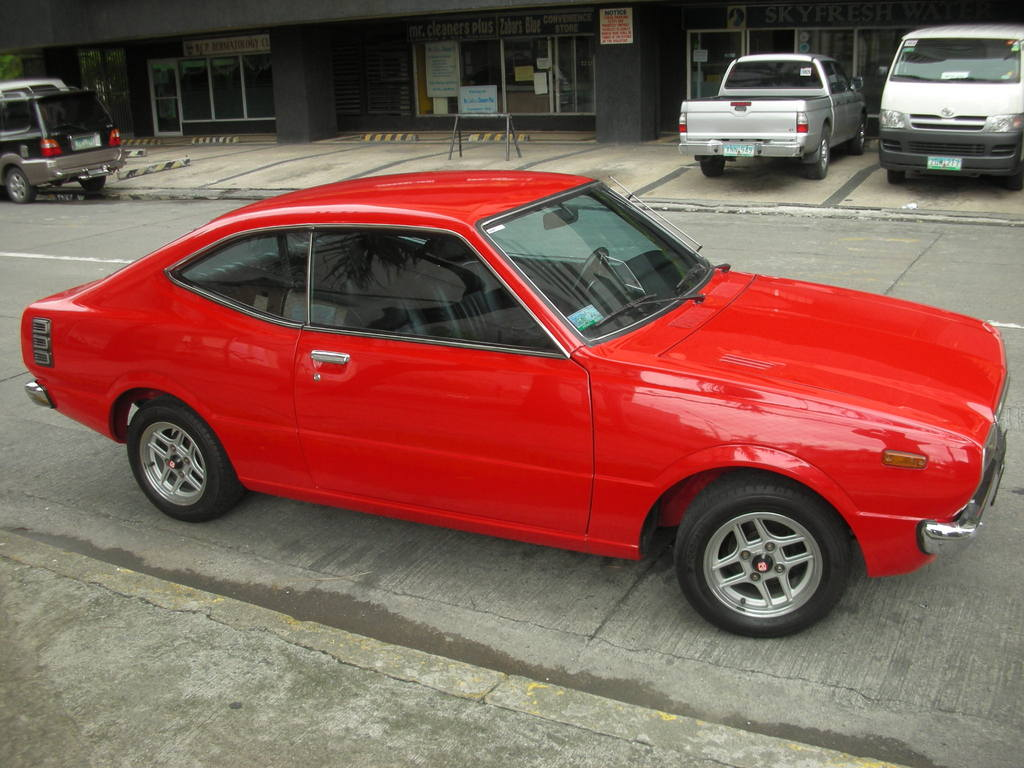 Kalantoges 1978 Toyota Corolla Specs Photos Modification