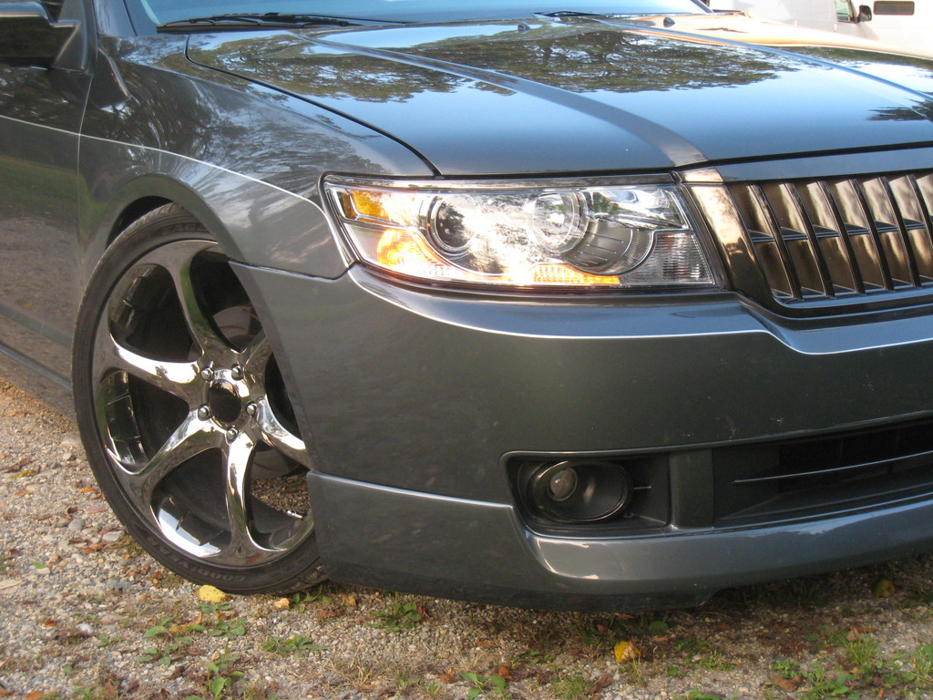 money_mike 2008 Lincoln MKZ