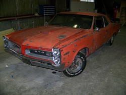 money_mike 1966 Pontiac GTO