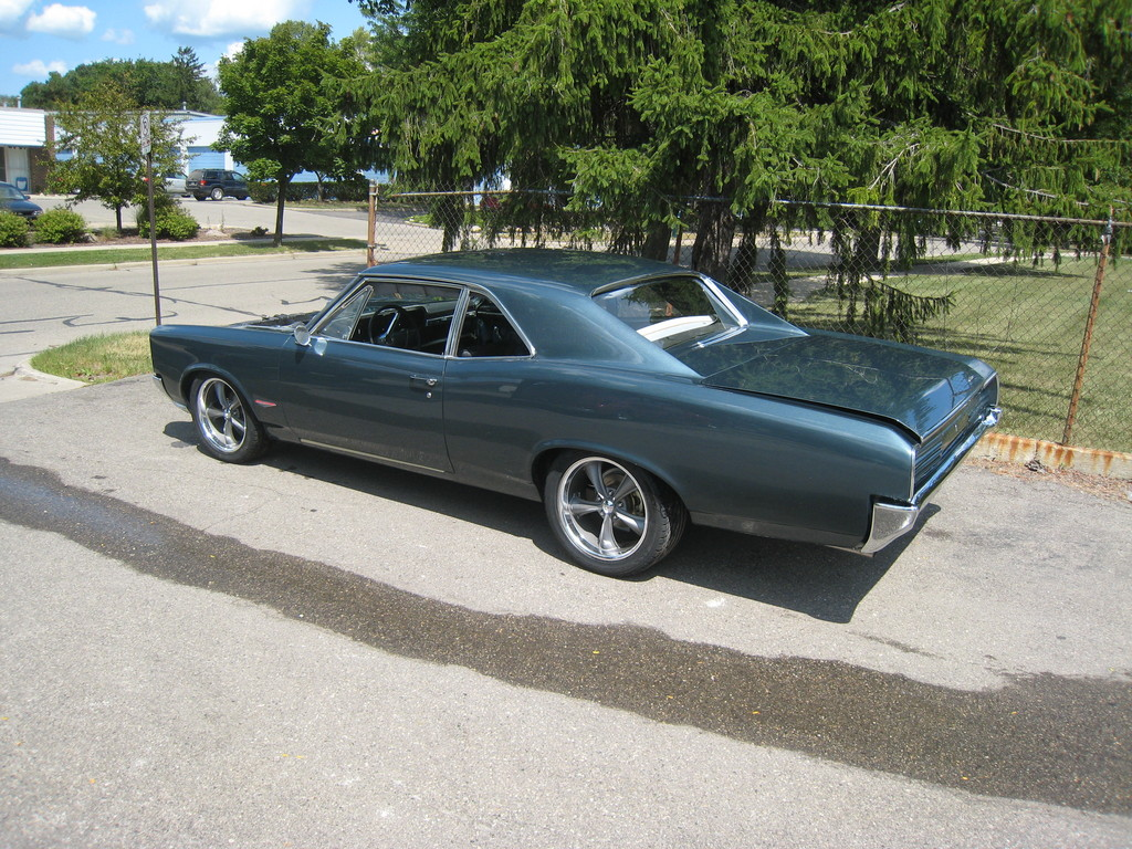Another money_mike 1966 Pontiac GTO post... - 13561822