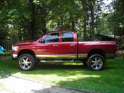 HellFireHemis 2007 Dodge Ram 1500 Quad Cab