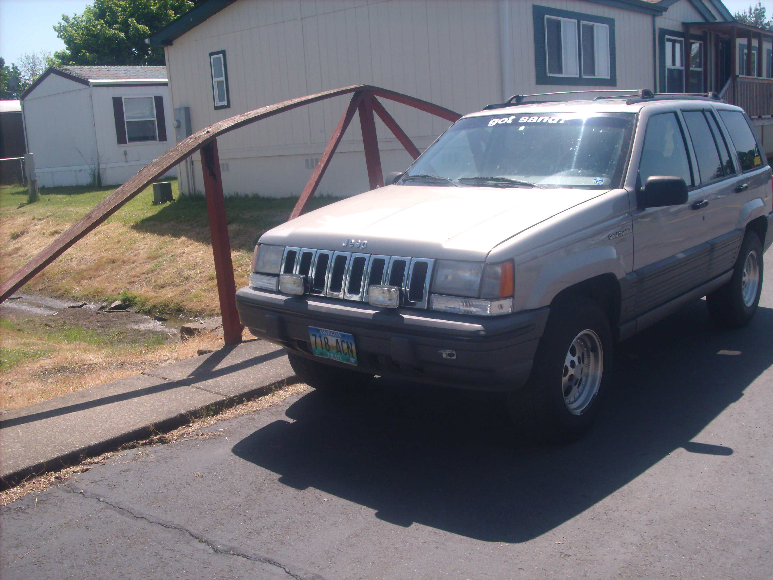 Another grandwheeler1987 1994 Jeep Grand Cherokee post... - 11925198