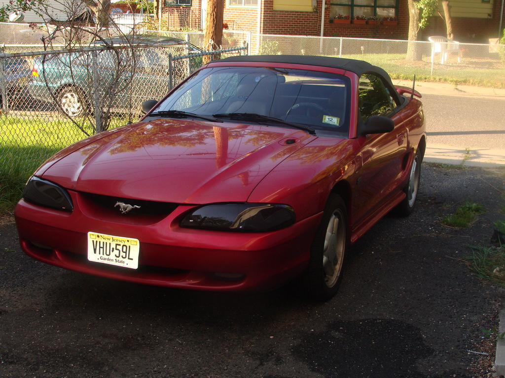 Another PurpleDrank 1995 Ford Mustang post... - 11925178