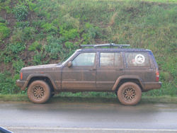 nerodichinas 1998 Jeep Cherokee