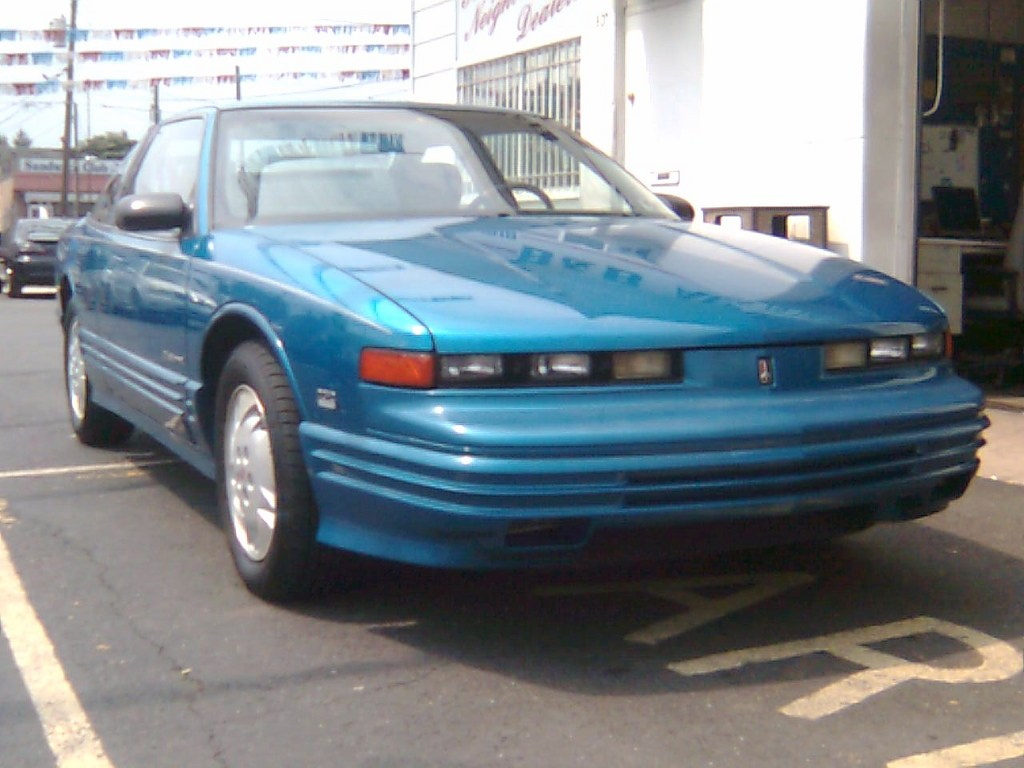 Another OMightyblue 1992 Oldsmobile Cutlass Supreme post... - 11925816