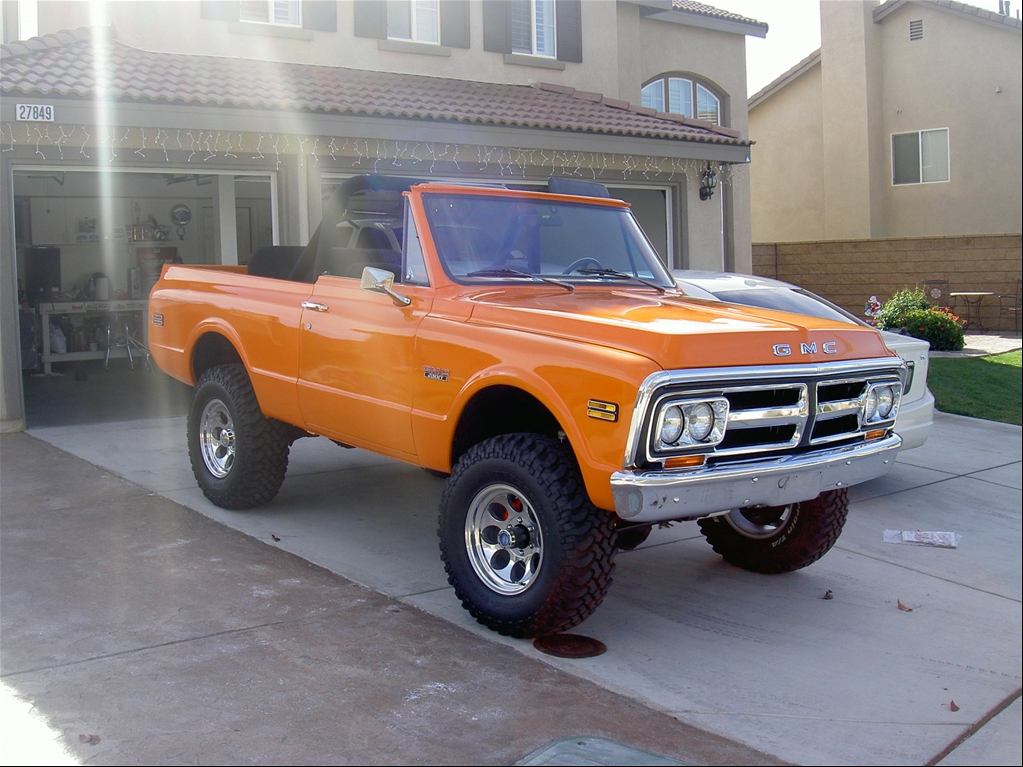 1969 Gmc Jimmy For Sale