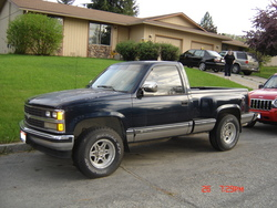 odubbins 1989 Chevrolet Silverado 1500 Regular Cab