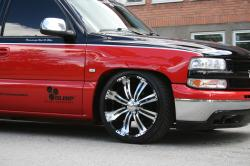 muscle-bodiess 1999 Chevrolet Silverado 1500 Regular Cab