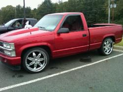 Swangin89chevys 1989 Chevrolet Silverado 