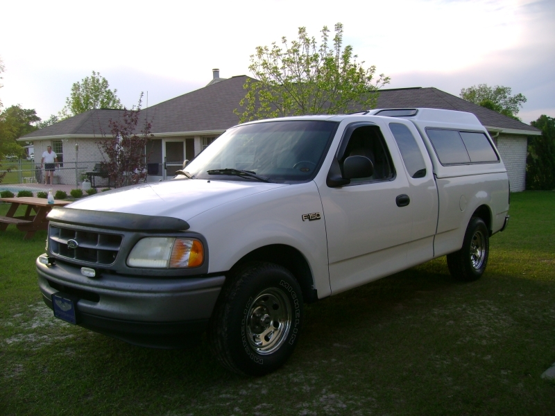 1999 Ford F150 Camper Topper Html Autos Post