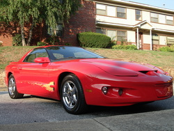 Aphemans 1998 Pontiac Firebird