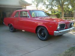 hpc412 1966 Plymouth Valiant