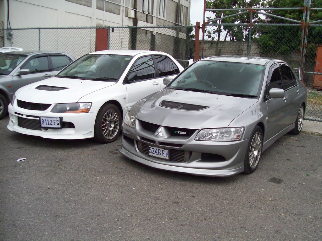 JamaicanGTA 2002 Mitsubishi Lancer Specs Photos Modification