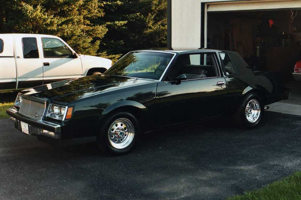 Novabb 1982 Buick Regal Specs Photos Modification Info