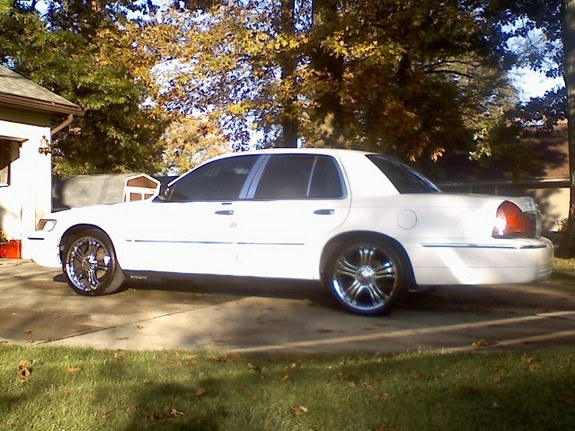 Another ABMughma 1999 Mercury Grand Marquis post... - 9448966