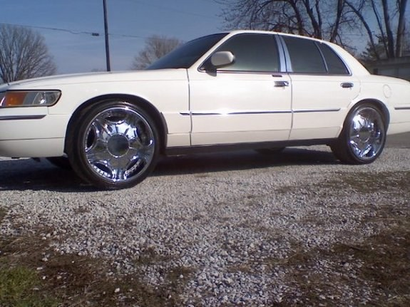 Another ABMughma 1999 Mercury Grand Marquis post... - 9448981