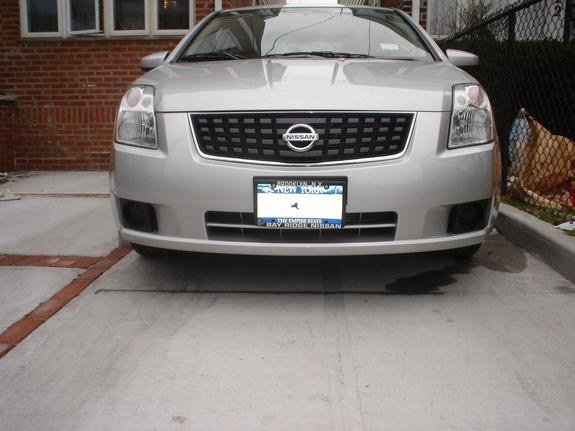 Another DIPSET816 2007 Nissan Sentra post... - 9491375