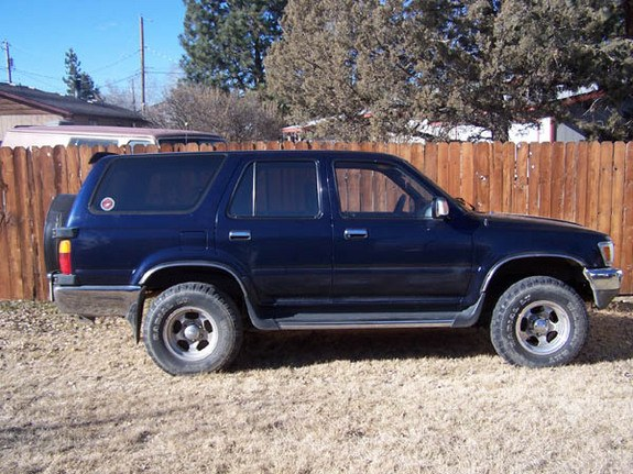 Another jake554 1990 Toyota 4Runner post... - 9448673