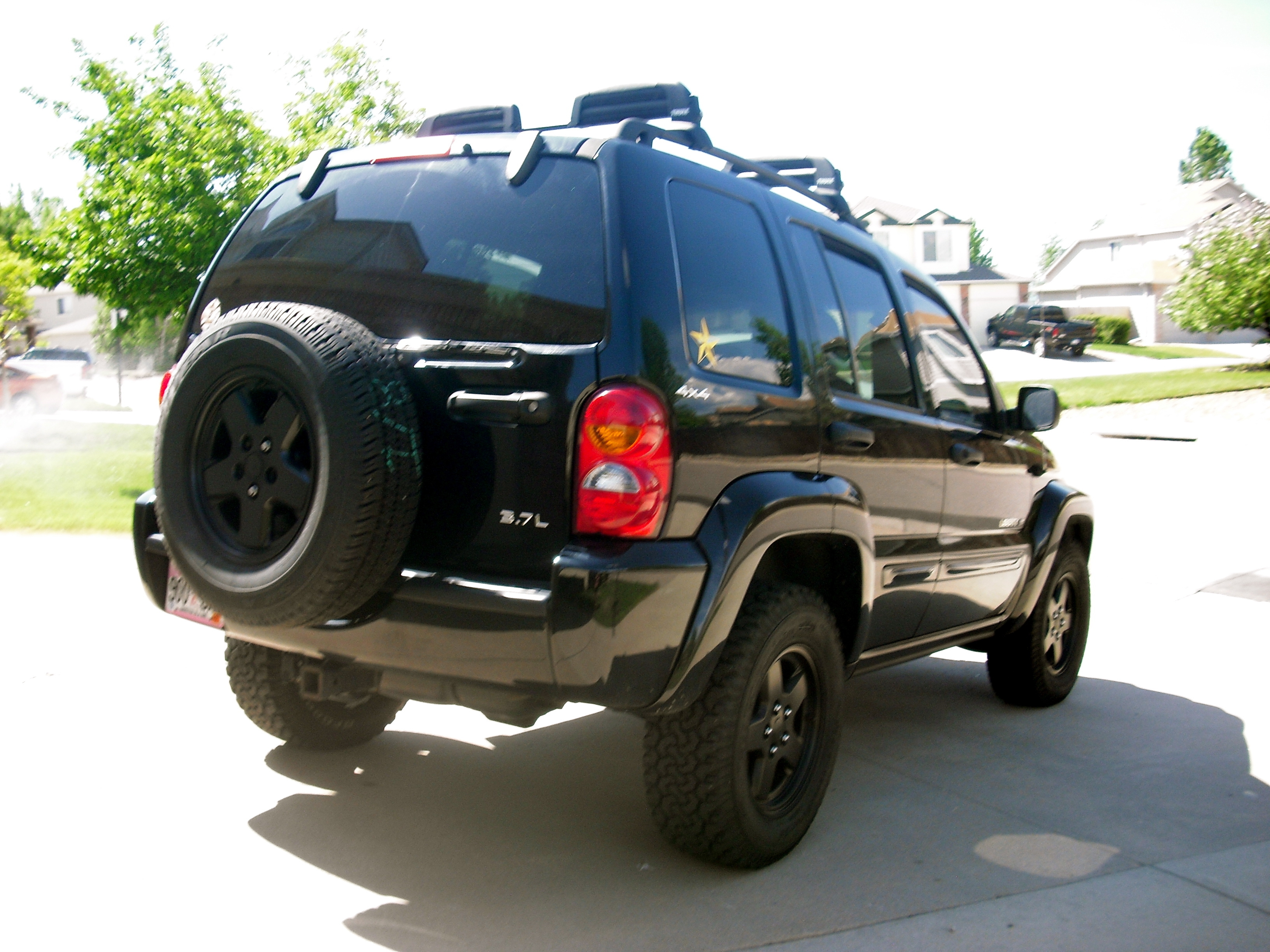 smarieb 2002 Jeep Liberty Specs Photos Modification Info at