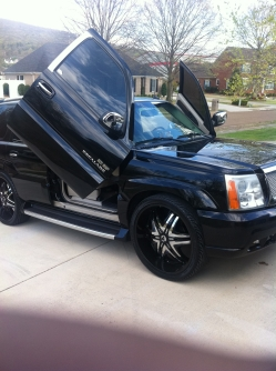 rvjdonjuans 2003 Cadillac Escalade