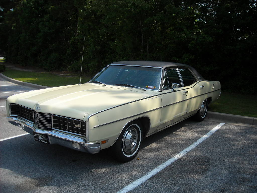Mangonesailor 1970 Ford LTD