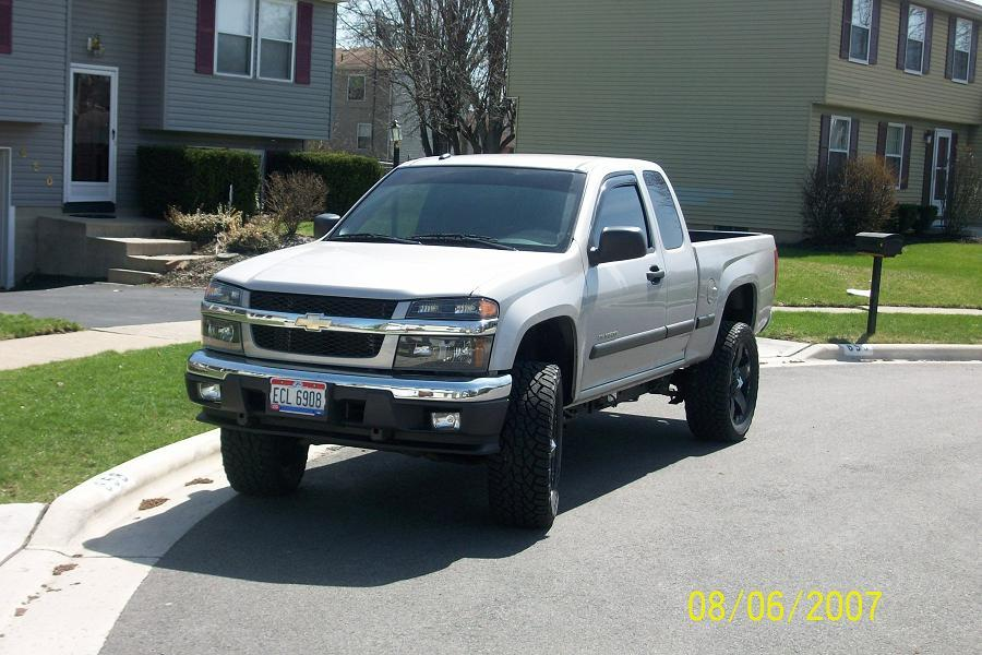 ffgoldsberry 39 s 2005 chevrolet colorado regular cab in hilliard oh. Cars Review. Best American Auto & Cars Review