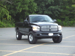Dbl-O-Rams 2007 Dodge Ram 1500 Regular Cab