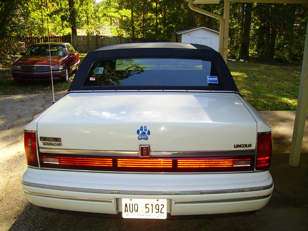 Another TheCaesar 1993 Lincoln Town Car post... - 12166204