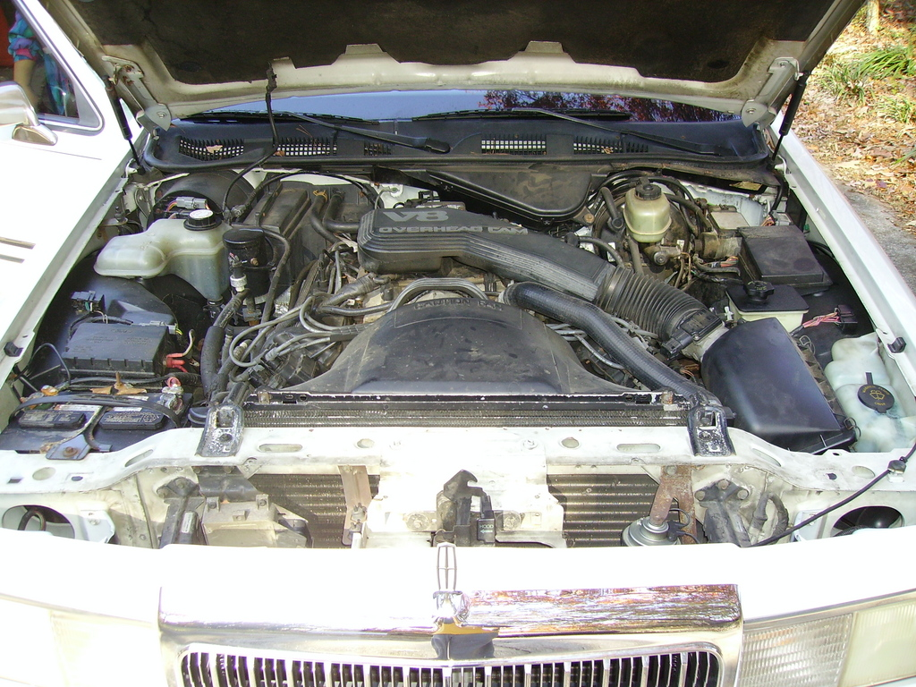 Another TheCaesar 1993 Lincoln Town Car post... - 12166207