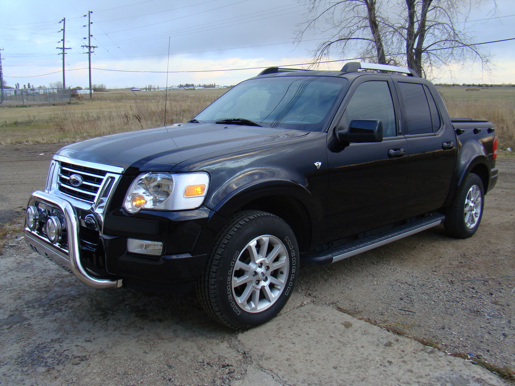 riccofx 2007 ford explorer sport trac specs photos modification info. Cars Review. Best American Auto & Cars Review