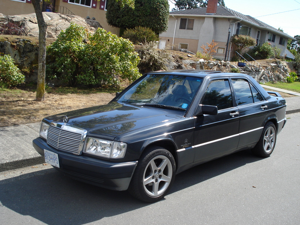 kylonialmonk 1989 mercedes benz 190 class specs photos