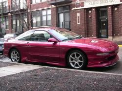 BURSTspeeds 1994 Ford Probe