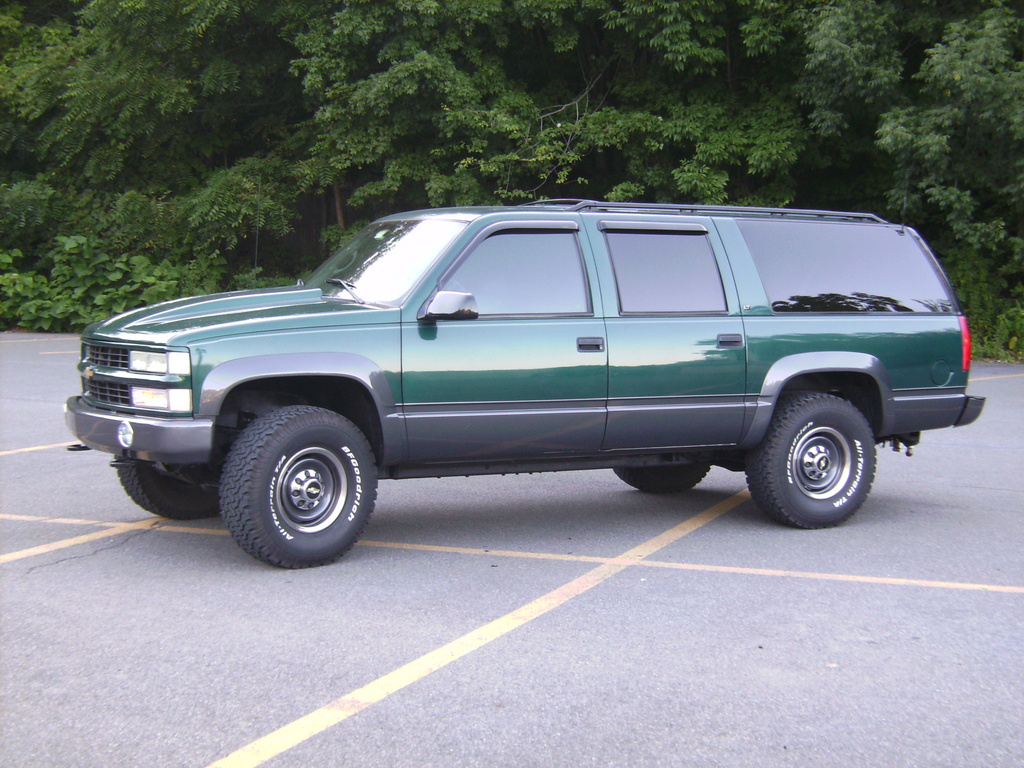 Another dbl o ram 1995 chevrolet suburban 1500 post 11935632