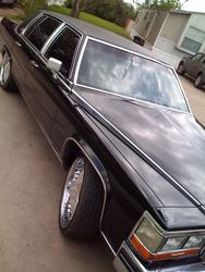 houstone713rds 1984 Cadillac Fleetwood