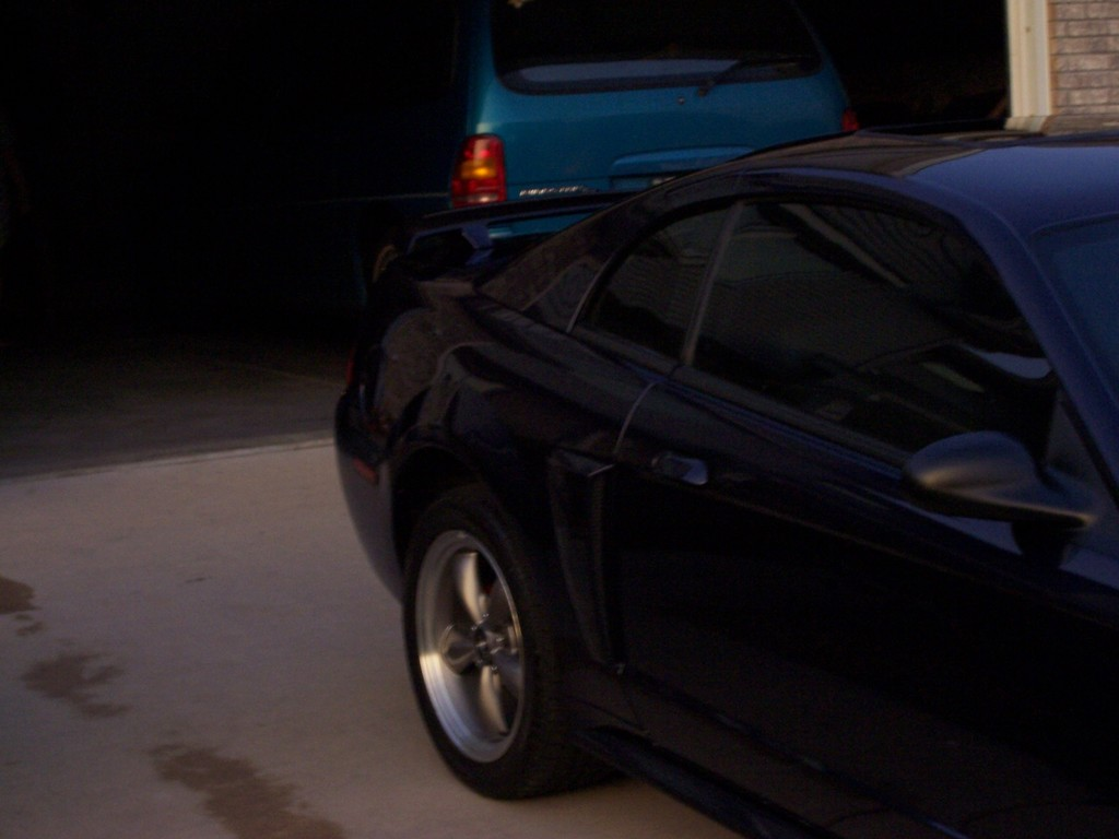 Another babyhue 2003 Ford Mustang post... - 11943474