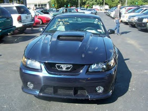Another babyhue 2003 Ford Mustang post... - 11943478