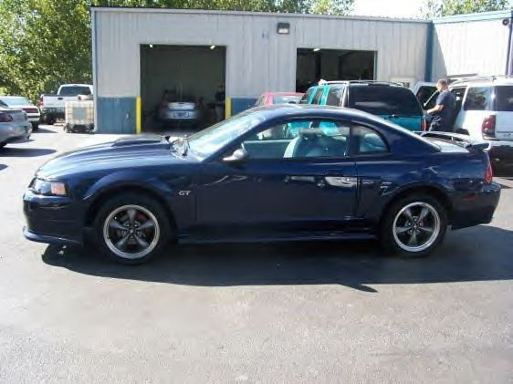 Another babyhue 2003 Ford Mustang post... - 11943479